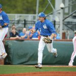 Early Runs, Triple Play Highlight No. 10 Kentucky's Win Over No. 2 Louisville