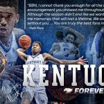 UK MBB's Malik Monk Declares for 2017 NBA Draft