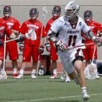 Macko's hat trick not enough as No. 12 Richmond hand Bellarmine Lacrosse 13-6 loss