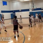 DSP Heat AAU 3rd Grade Basketball – 2017 DSP All Star Weekend