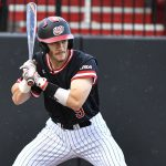 WKU Baseball's Catcher Hunter Wood Homers from Both Sides of Plate