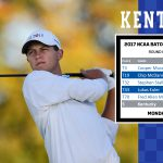 UK MGOLF's Musselman's 68 Paces Wildcats on Day One at NCAA Regionals