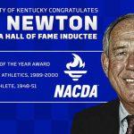 C.M. Newton Named to NACDA Hall of Fame
