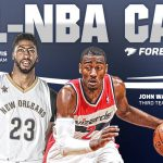 UK MBB: Anthony Davis, John Wall Selected to All-NBA Teams