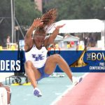 UK Track & Field's Saunders 21st in LJ at World Championships