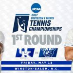 UK MTEN: Kentucky Men's Tennis to Face Georgia State in NCAA First Round
