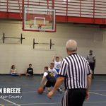 TRINTON BREEZE – 2027 GUARD Adair County – 2017 Hilltopper Hoopfest