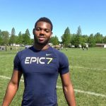 Chad Spencer Interview Ethan Swanegan (2018/WR) of Blue Springs South HS