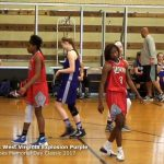 Louisville Legends vs West Virginia Explosion Purple 9th Grade AAU – 3 Stripes Memorial Day Classic