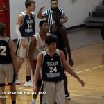 Team Vision 2019 vs Arsenal Hoops 16U – And 1 DTG AAU Louisville [GAME]