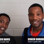 Trevent Hayes Interviews Team Loyalty AAU