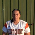 Trevent Hayes Interviews Alexis Milby of Hart County HS Softball
