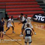Team Vision 2019 vs Illinois Raptors 16U – And 1 DTG AAU Louisville
