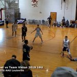 Team Forrest vs Team Vision 2019 16U – And 1 DTG AAU Louisville