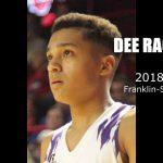 DEE RAGLAND – 2018 GUARD Franklin-Simpson HS