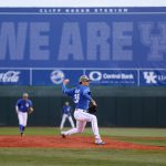 Squires' Four RBI, Logue's Career-High 11 Strikeouts Pace Kentucky Baseball