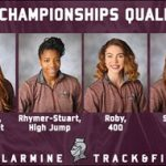 Four Bellarmine Track & Field Athletes earn bids to NCAA Outdoor Championships
