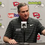 WKU MBB Coach Stansbury Provides Offseason Update on Hilltoppers Program