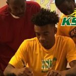 Kentucky State MBB Signs Guard Ray Croon to 2017 Class