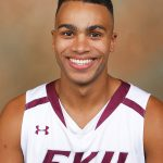 EKU MBB Jackson Davis Named OVC Co-Newcomer of the Week