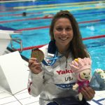 UofL Swimming's Mallory Comerford Wins Another Gold Medal at FINA World Championships