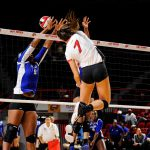 WKU Volleyball Cavanaugh's Record Night Leads No. 24 WKU Past TSU In Home Opener