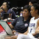 WKU WBB Clark-Heard, USA Basketball U23s Win Inaugural Four Nations Tournament