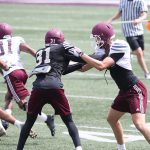 EKU Preseason Football Camp: Practice 5, The Secondary