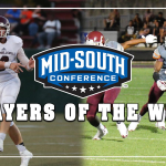 Campbellsville Univ's H. Brown & Pelt earn MSC Bluegrass Division Football Player of the Week honors