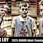 Connor Loy – 2025 GUARD Adair County Elementary