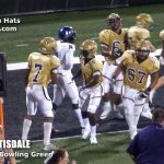 Vito Tisdale – Bowling Green HS 2017 Football Season Opener