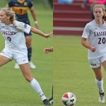 EKU Soccer's Carroll, Kemper Named OVC Players of the Week
