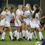 Babo's Brace Leads UK WSOC Past LSU in Dominating Showing at The Bell