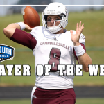 Campbellsville Univ's Hunter Brown repeats as MSC Bluegrass Division Offensive Player of the Week