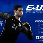 UK Soccer's GK Enrique Facusse Named C-USA Defensive Player of the Week