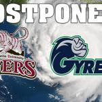 Football game postponed