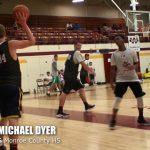 Billy Michael Dyer – 2018 GUARD Monroe County HS – 2017 KySportsTV Prep Showcase