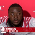 UofL Football's Famurewa's Physical Play Giving Defense Added Boost