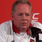UofL Football Coach Bobby Petrino – Cardinals Media Day 2017