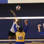 Kentucky State Volleyball Sweeps by on Day 2 of KWC Tournament