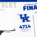 No. 3 UK Rifle Gets Second Consecutive Ranked Win