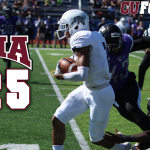 Campbellsville football makes first 2017 appearance in NAIA Coaches' Poll; sits at No. 25 overall