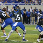 UK Football's Stephen Johnson on Johnny Unitas Golden Arm Top 20 List