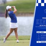 UK WGolf Storms Near Front on Day 1 of Bettie Lou Evans Invitational