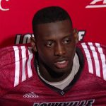 UofL Football, Dae Williams Anxious to Get Back on the Field