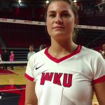 WKU Volleyball Overcomes Slow Start to Power Past UTEP in Straight Sets