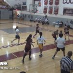 Kayla Brewer – 2018 Ballard HS – 2017 Rick Bolus Camp