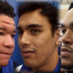 UK Wildcats MBB Knox, Killeya-Jones & Wynyard on FBI Hoops Corruption Investigation
