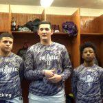 Caverna HS Basketball Sophomores Talk About Upcoming 2017-18 Season