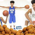 Tre Irvin – 2022 GUARD Newburg MS Basketball 2017-18